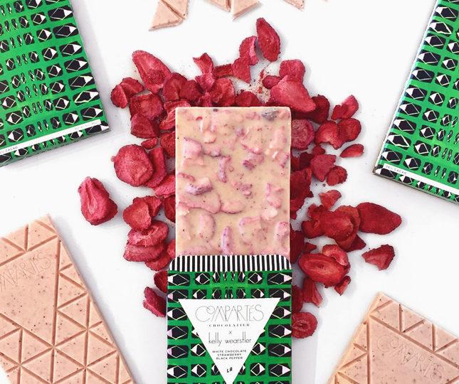 Compartes – този толкова модерен шоколад с най-необичайните вкусове