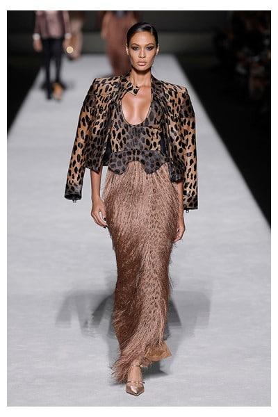 animal print tom ford