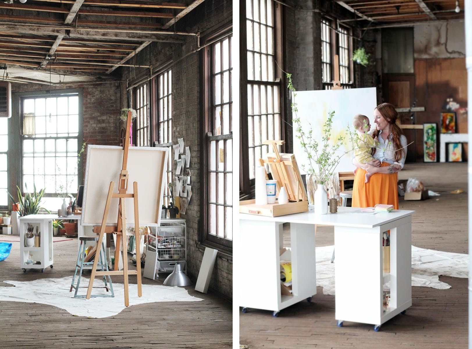 Katie Stratton's Airy Studio