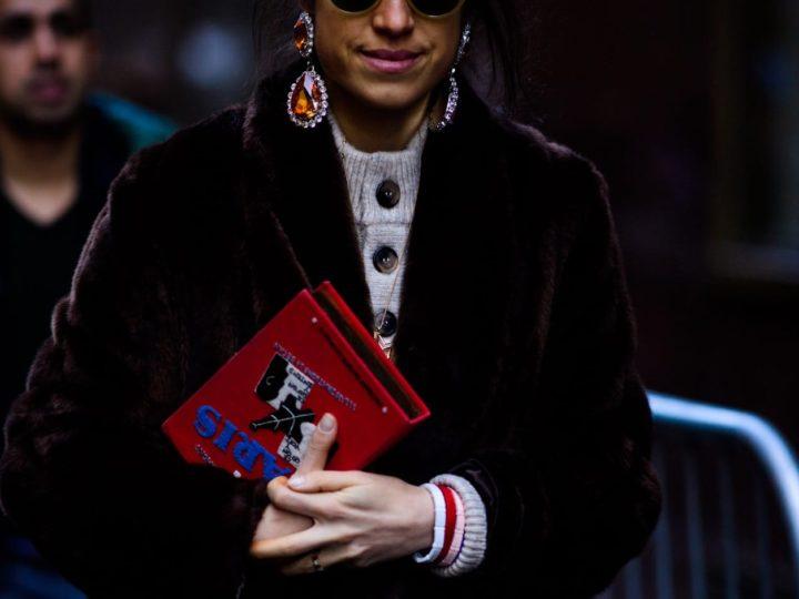Street style от Ню Йорк: мода, сняг и смелост