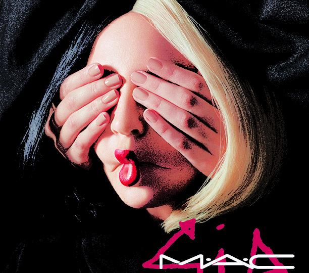 M.A.C. покани Sia за лице на Viva Glam