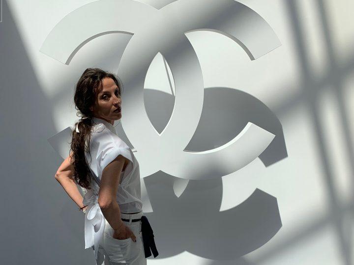 Гостувам на Chanel и Лучия Пика в Париж
